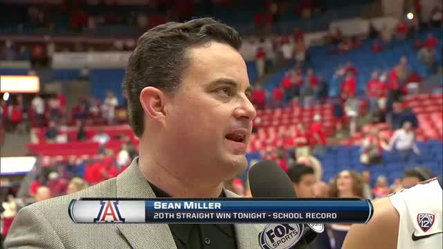 News video: Arizona takes down Utah for 20th win